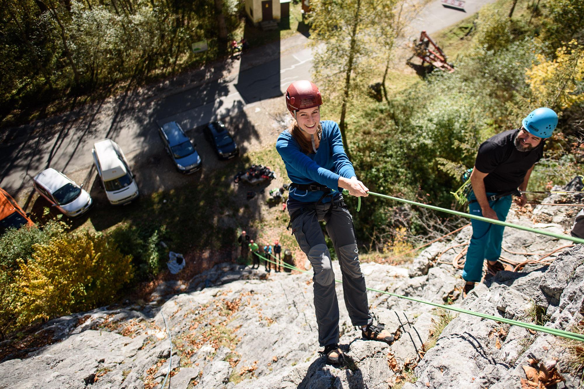 Klettersteigset Verleih Garmisch : Alpinschule garmisch die bergschule in partenkirchen