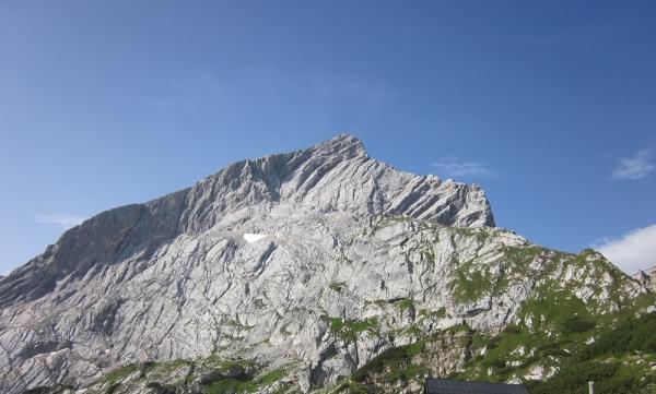 Klettersteig Alpspitze : Alpspitze garmisch klettersteig führung mit bergführer