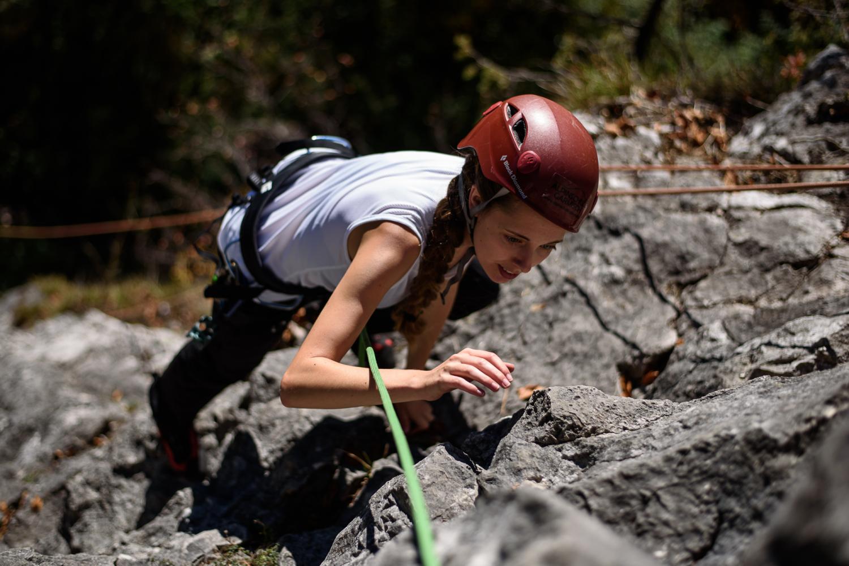 Kletterausrüstung Verleih Nürnberg : Outdoor rock climbing courses alpinschule garmisch