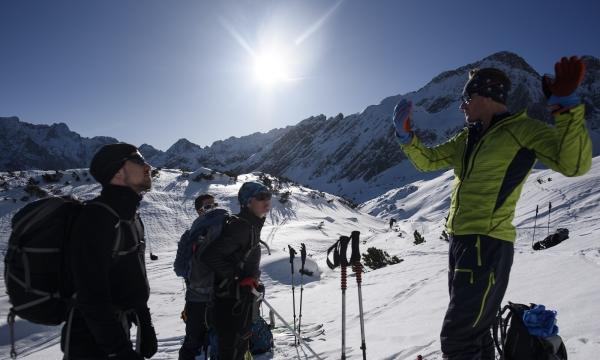Klettergurt Skitouren : Skitouren mountain sports zermatt