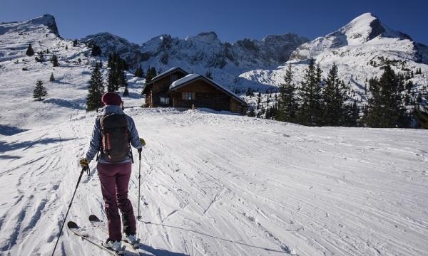 Klettergurt Skitouren : Fünf skitouren im wallis cima di jazzi blanc de moming
