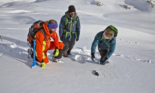 Klettersteigset Ausleihen Garmisch : Lvs intensiv training mit bergführer alpinschule garmisch