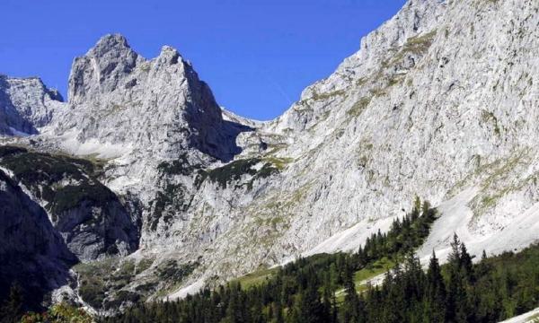 Klettersteigset Zugspitze : Klettersteigtour über alpspitze riffelscharte zur zugspitze