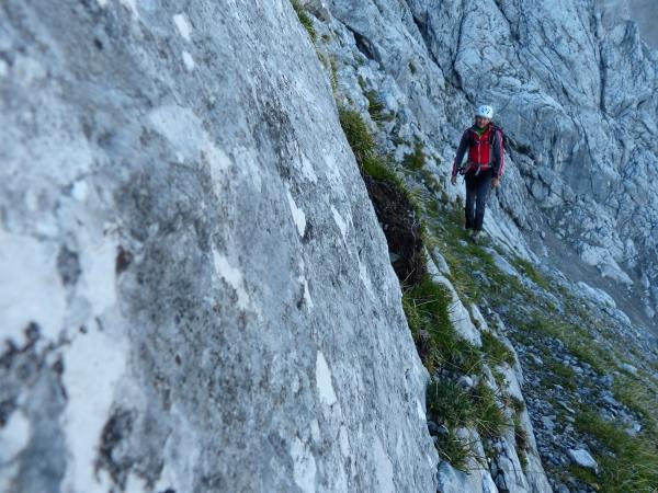 Klettersteig Eisenzeit : Klettersteigtouren rund um garmisch partenkirchen