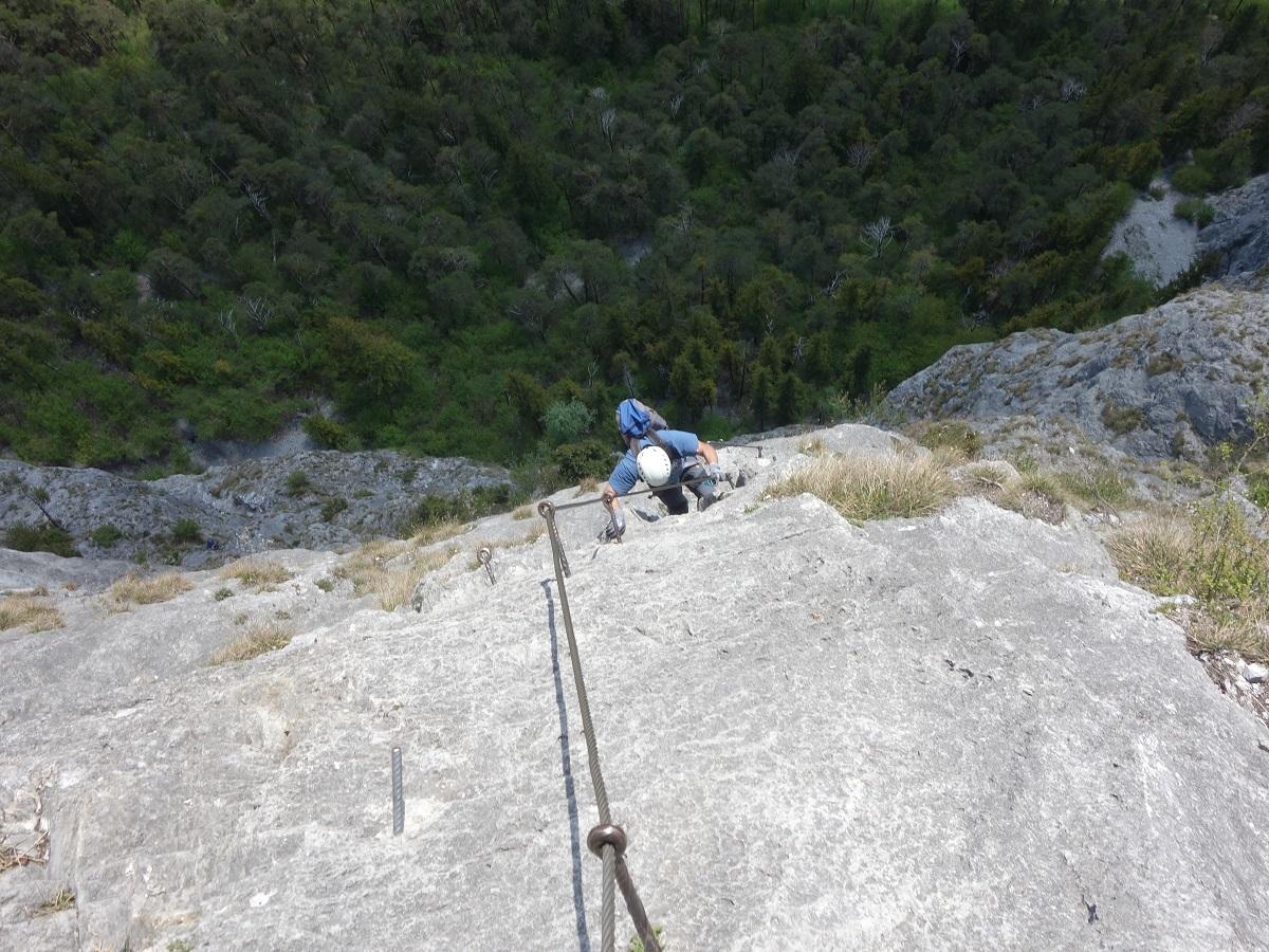 Kaiser Max Klettersteig : Kaiser max klettersteig mit bergführer begehen