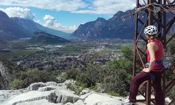 Klettersteigset Leihen Garmisch : Klettersteigwoche am gardasee mit bergführer alpinschule garmisch