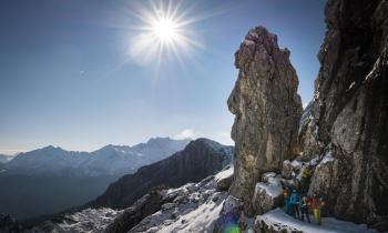 Kletterausrüstung Leihen Garmisch Partenkirchen : Alpinschule garmisch die bergschule in partenkirchen